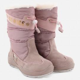 Dívčí sněhové boty IMAC 430828-70057-8-M růžové