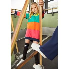 Bavlněné šaty pro dívky Boboli 408103-2440-M barevné