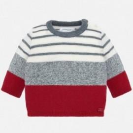 Pletený svetr pruhovaný chlapci Mayoral 2306-94 Mars