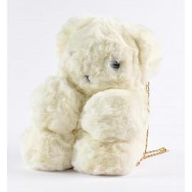 iDO Plecak torebka dziecięca dla dziewczynki K190-0112 krem