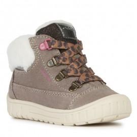 Dívčí zimní boty B842LA-00022-C9006-M šedá