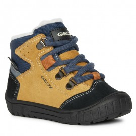 Chlapecké zimní boty GEOX B942DA-022FU-C2GF4-S