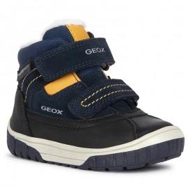 Geox Chlapecké zimní boty B942DB-022FU-C0916