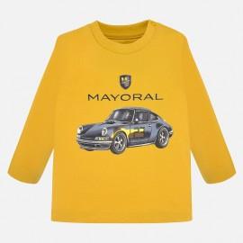 Tričko s dlouhými rukávy chlapec Mayoral 2017-84
