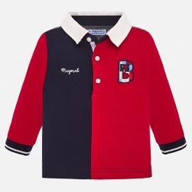 Tričko polokošile s dlouhými rukávy Mayoral 2104-21