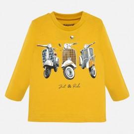 Tričko s dlouhým rukávem pro chlapce Mayoral 2028-23