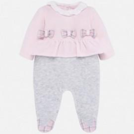 Mayoral pyžamo 2707-94 pro dívky růžové