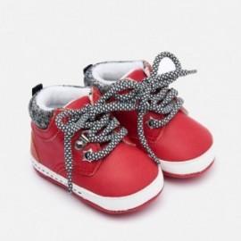 Obtížné boty vázaný unisex Mayoral 9212-90 Mars