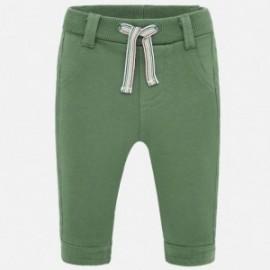 Kalhoty pro chlapce Mayoral 1544-68 olivový
