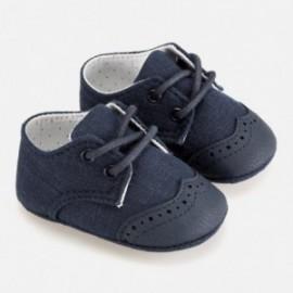 Elegantní boty pro chlapce Mayoral 9274-91 granát