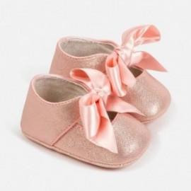 Elegantní boty pro dívku Mayoral 9284-30 růžová