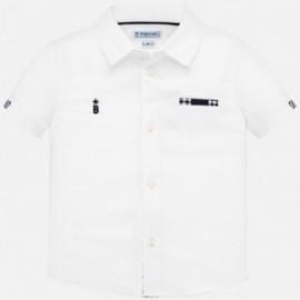 Elegantní košile pro chlapce Mayoral 1157-86 bílá