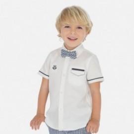 Formální košile chlapci Mayoral 3163-18 bílá