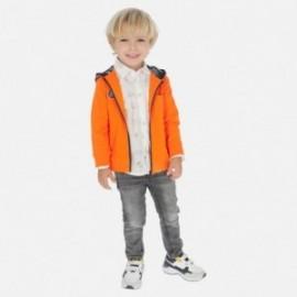 Dlouhé džíny pro chlapce Mayoral 3534-89 šedá