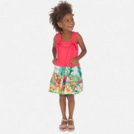 Sukně tropy holčičí Mayoral 3906-7 barevný