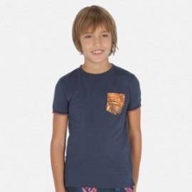 Športové tričko pre chlapca Mayoral 6064-54 grafit