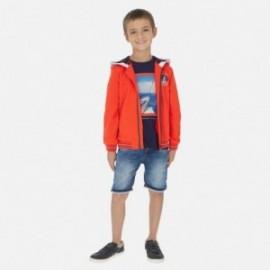 Bermudy džíny chlapci Mayoral 6235-35 modrý