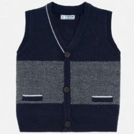 Vesta chlapec trikot Mayoral 2326-54 granát