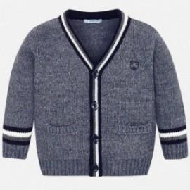 Tričko pro chlapce Mayoral 4324-90 šedé