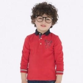 Polokošile pro chlapce Mayoral 4116-16 oranžová