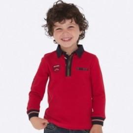 Polokošile pro chlapce Mayoral 4110-75 červená