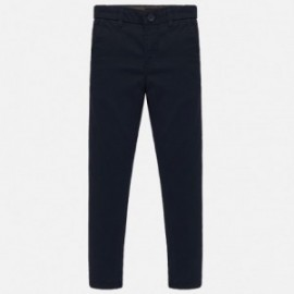 Klasické kalhoty pro chlapce Mayoral 530-62 granát