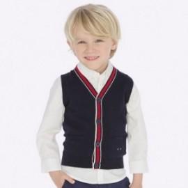 Tričko vesta pro chlapce Mayoral 4320-71 granát