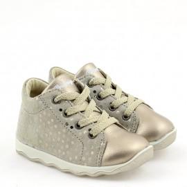 Přechodové boty pro dívky Primigi 5353200 zlato