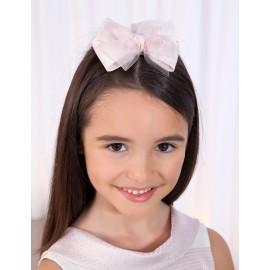 Sponka na vlasy pro dívku Abel & Lula 5416-31 růžová