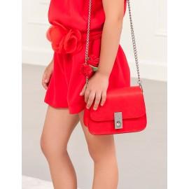 Elegantní kabelka pro dívky Abel & Lula 5439-85 červená