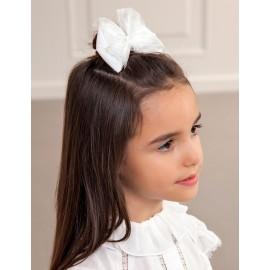 Sponky do vlasů pro dívku Abel & Lula 5416-30 bílá