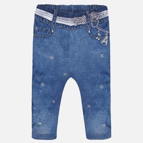 Legíny pro dívky Mayoral 1701-75 džíny