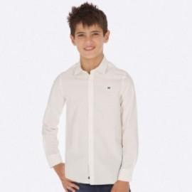 Košile elegantní chlapec Mayoral 882-94 bílá