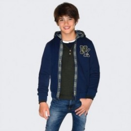 Kalhoty džíny slim fit chlapci Mayoral 7520-65 džíny