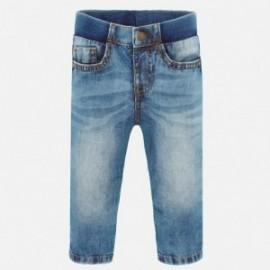 Základní chlapci džíny Mayoral 500-81 modrá