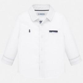Elegantní košile pro chlapce Mayoral 1164-38 bílá