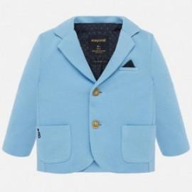 Elegantní bunda pro chlapce Mayoral 1454-59 modrá