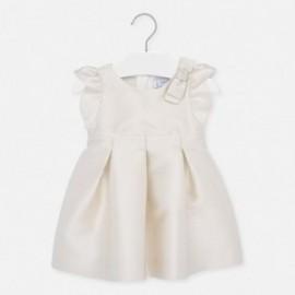 Elegantní šaty pro dívky Mayoral 1906-72 zlato