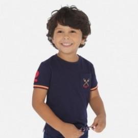 Chlapecký sportovní dres Mayoral 3058-23 granát