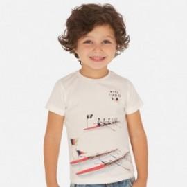 Mayoral 3060-39 chlapecký sportovní dres bílá