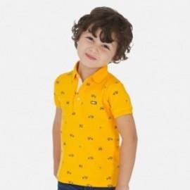 Mayoral 3147-33 oranžové polo sportovní tričko pro chlapce