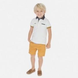 Bermudy prádlo chlapci Mayoral 3248-58 oranžový