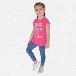 Legíny pro dívky Mayoral 3716-48 Jeans