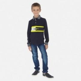 Kalhoty džíny chlapci Mayoral 6520-84 džíny