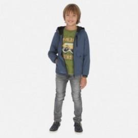 Kalhoty džíny chlapci Mayoral 6520-85 šedá