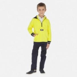 Kalhoty pro chlapce Mayoral 6521-10 granát