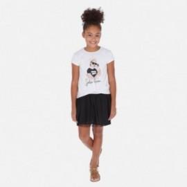 Saty kombinovaný holčičí Mayoral 6986-49 bílá