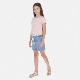 Sukně džíny holčičí Mayoral 6952-61 džíny