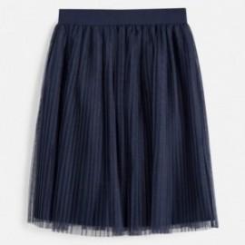 sukně plisovaný pro dívku Mayoral 6951-80 granát