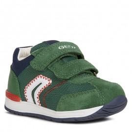 Chlapecké tenisky Geox B940RB-01422-C3000 zelená